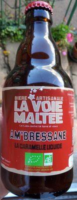 Am'bressane La Caramelle Liquide - Product - fr