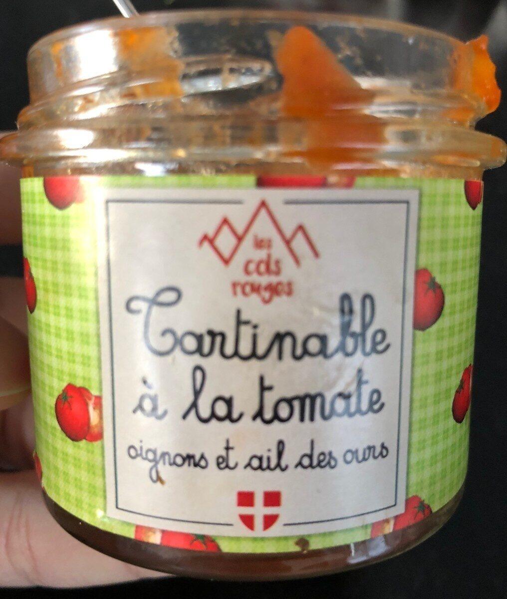Tartinable à la tomate - Produit - fr