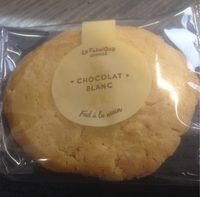 Cookie chocolat blanc - Produit - fr