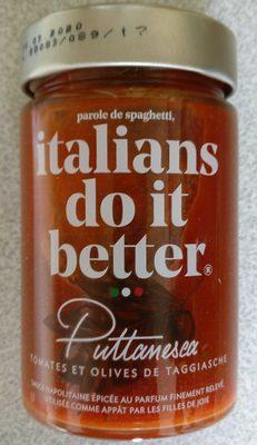 Puttanesca - Produit - fr