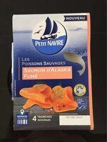 Saumon fumé d'Alaska Petit Navire - Prodotto - fr