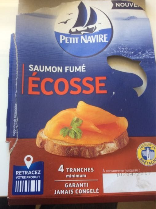 Saumon Fumė D' Ecosse - Product - fr