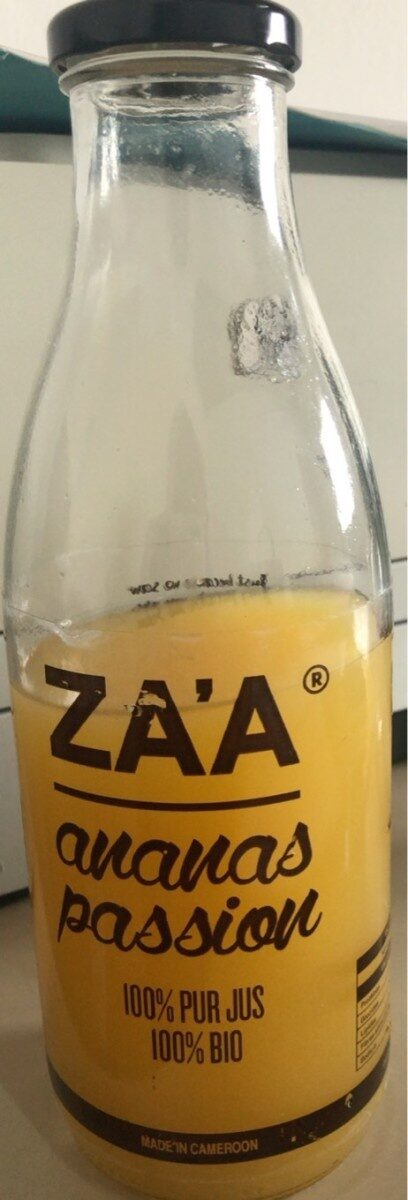 Za'a Ananas Passion - Produit - fr