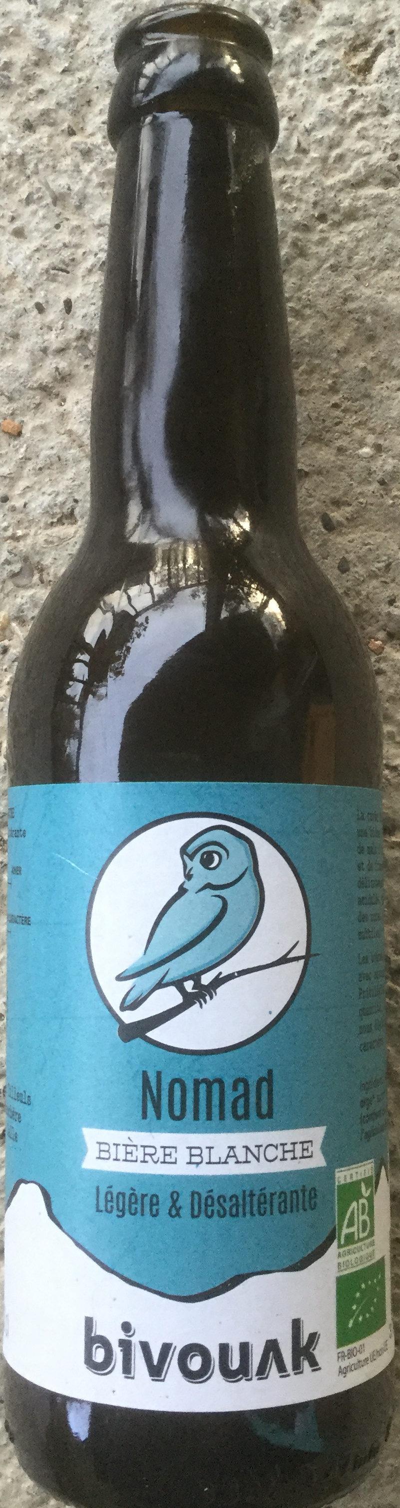 Nomad Bière blanche - Produit