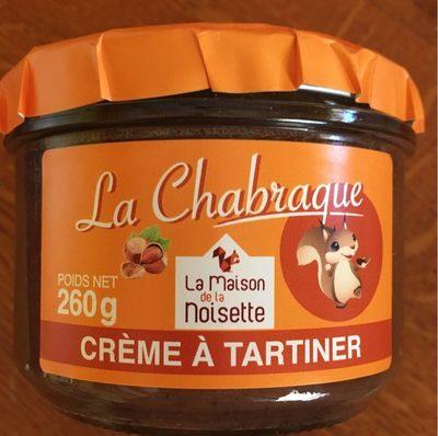 La Chabraque crème à tartiner - Produkt