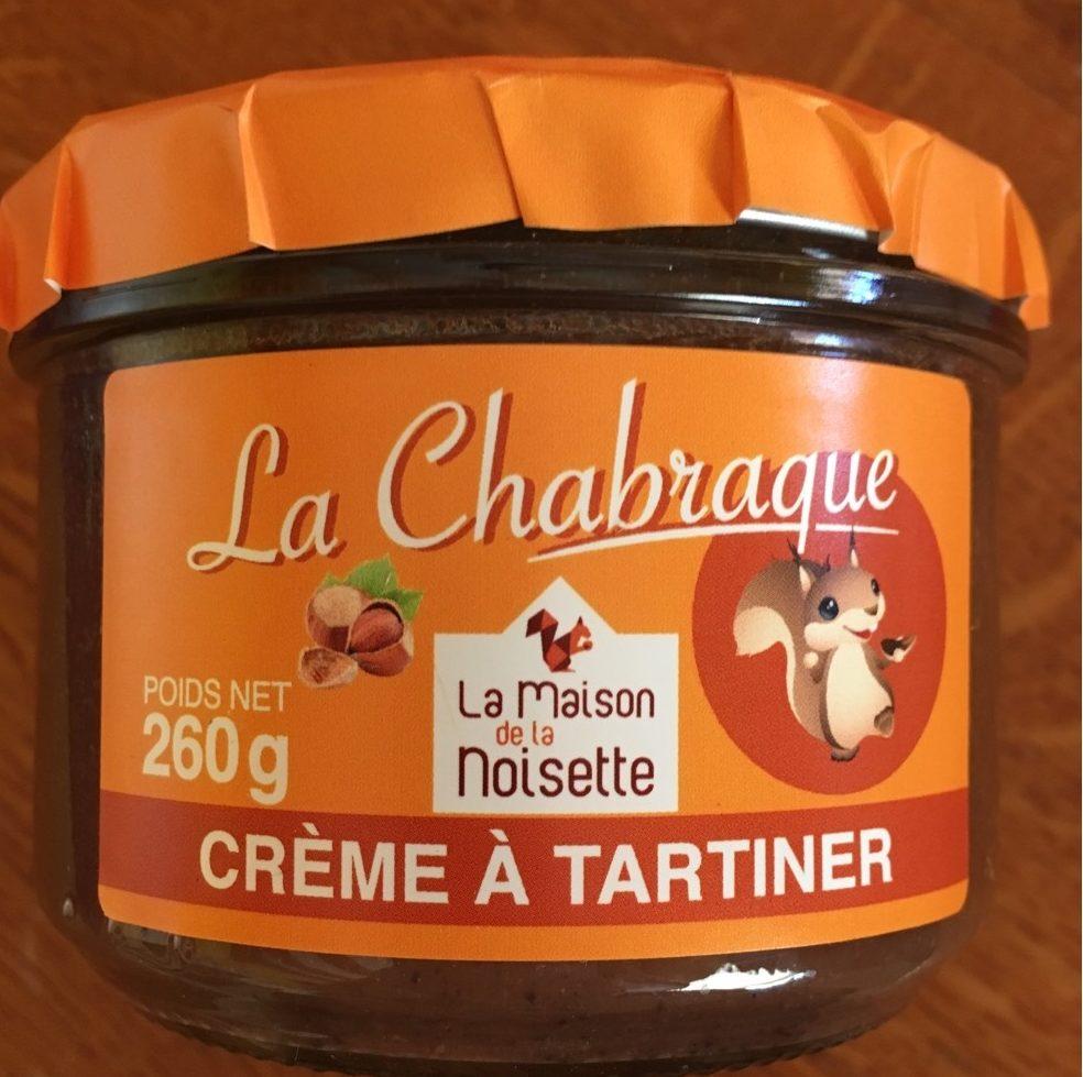 La Chabraque Creme A Tartiner La Maison De La Noisette 260 G