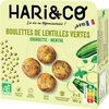 Boulettes de lentilles vertes Bio - Produit