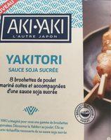 Yakitori sauce soja sucrée - Produit - fr