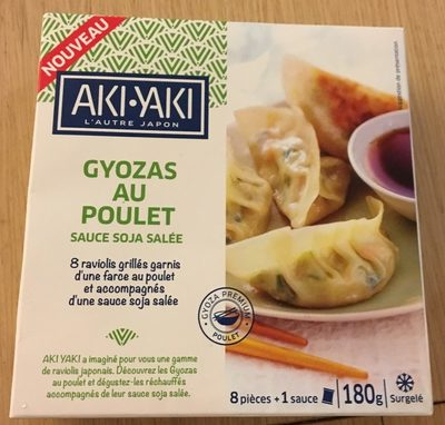 Gyoza Poulet - Product