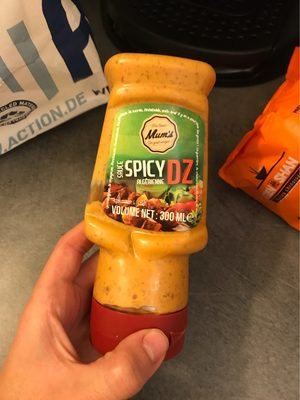 Sauce spicy dz - Produit