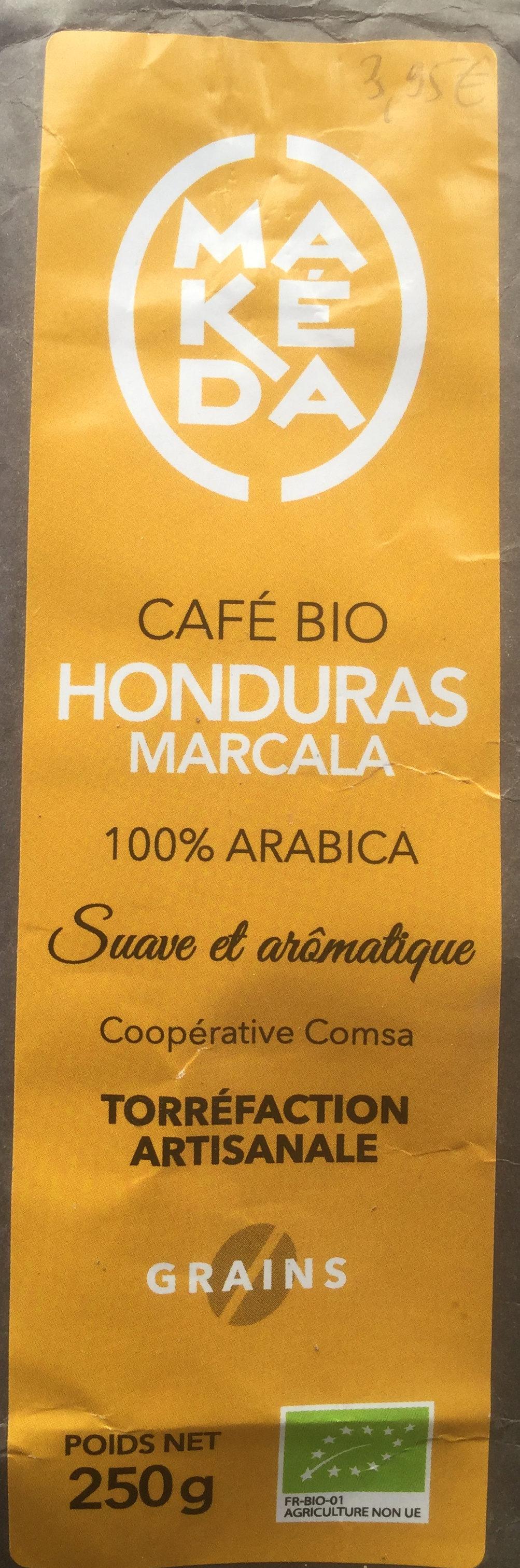 Honduras Marcala grains - Produit
