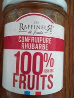 Confruipure rhubarbe - Product - fr