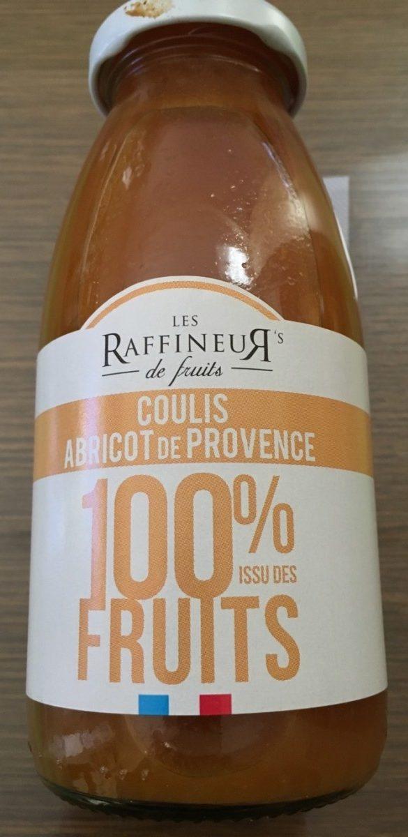 Coulis abricot de Provence - Product - fr