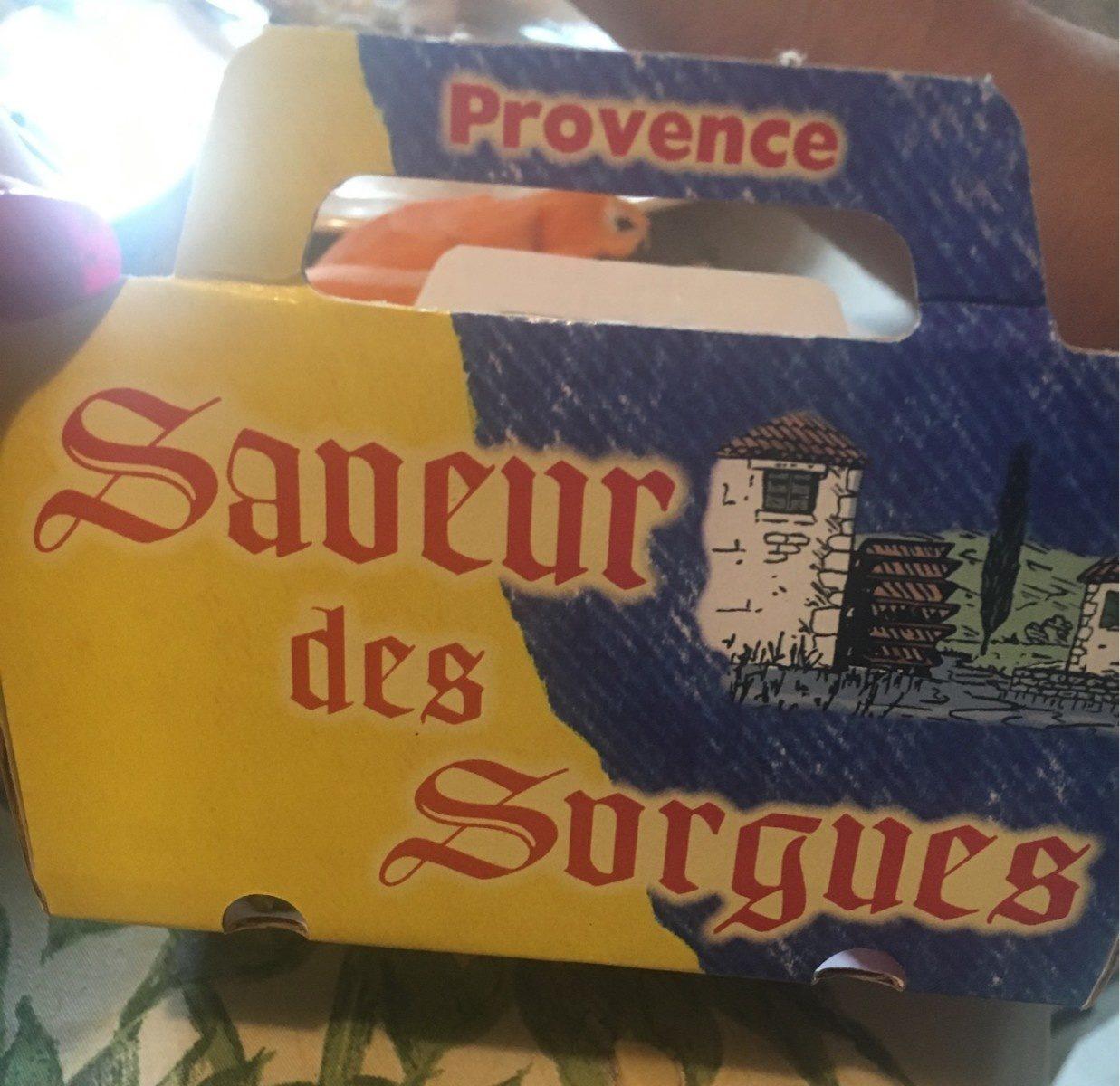 Saveur des Sorgues - Produit - fr