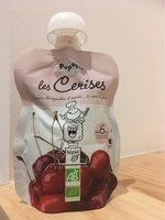 Les cerises - Produit