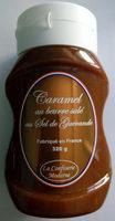 Caramel au beurre salé au Sel de Guérande - Produit - fr