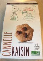 Cannelle Raisin - Product