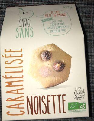 Noisette Caramelisée - Product