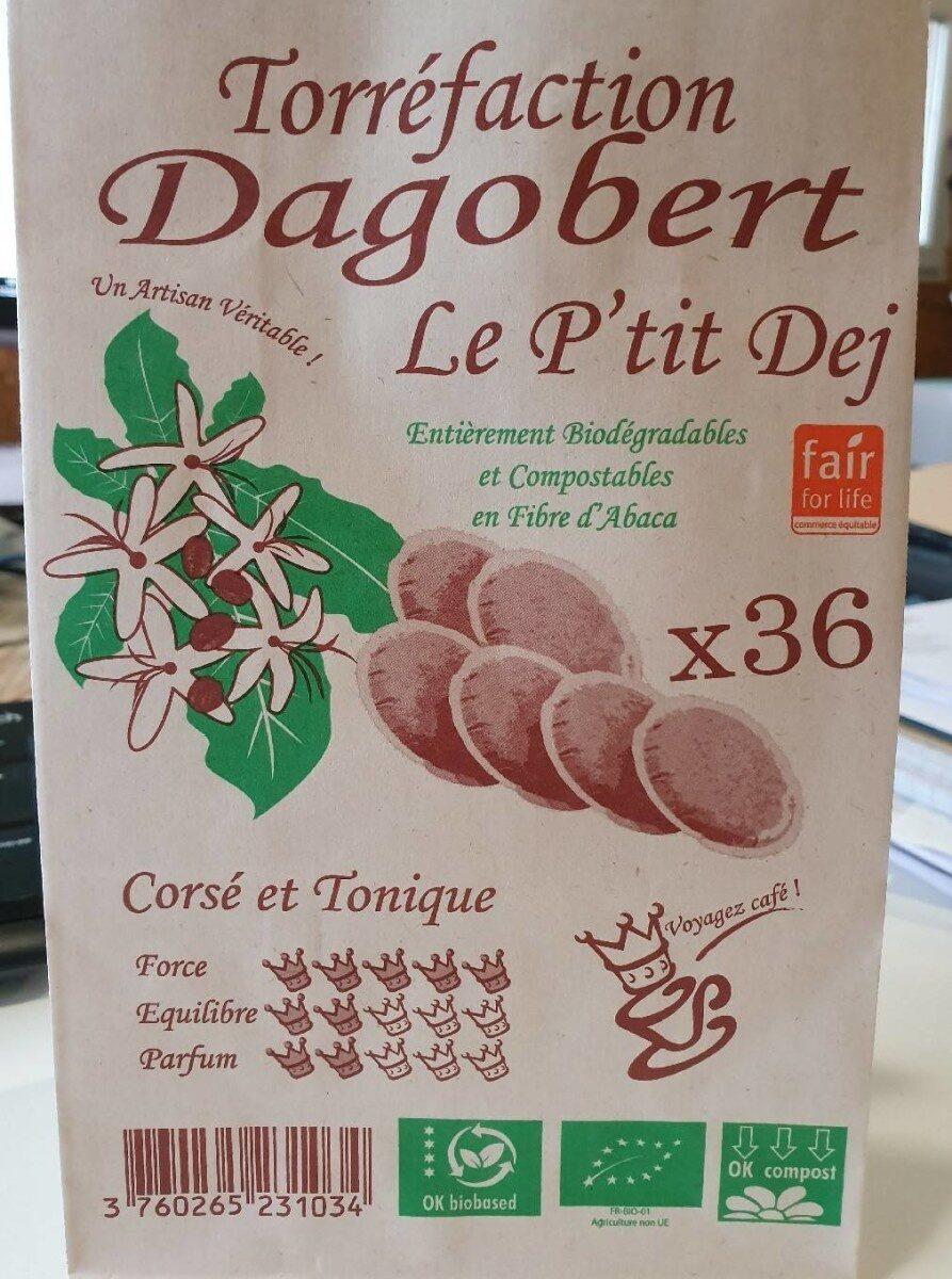 Le P'tit Dej - Product - fr