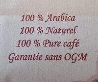 Le P'tit Dej - Ingrediënten - fr