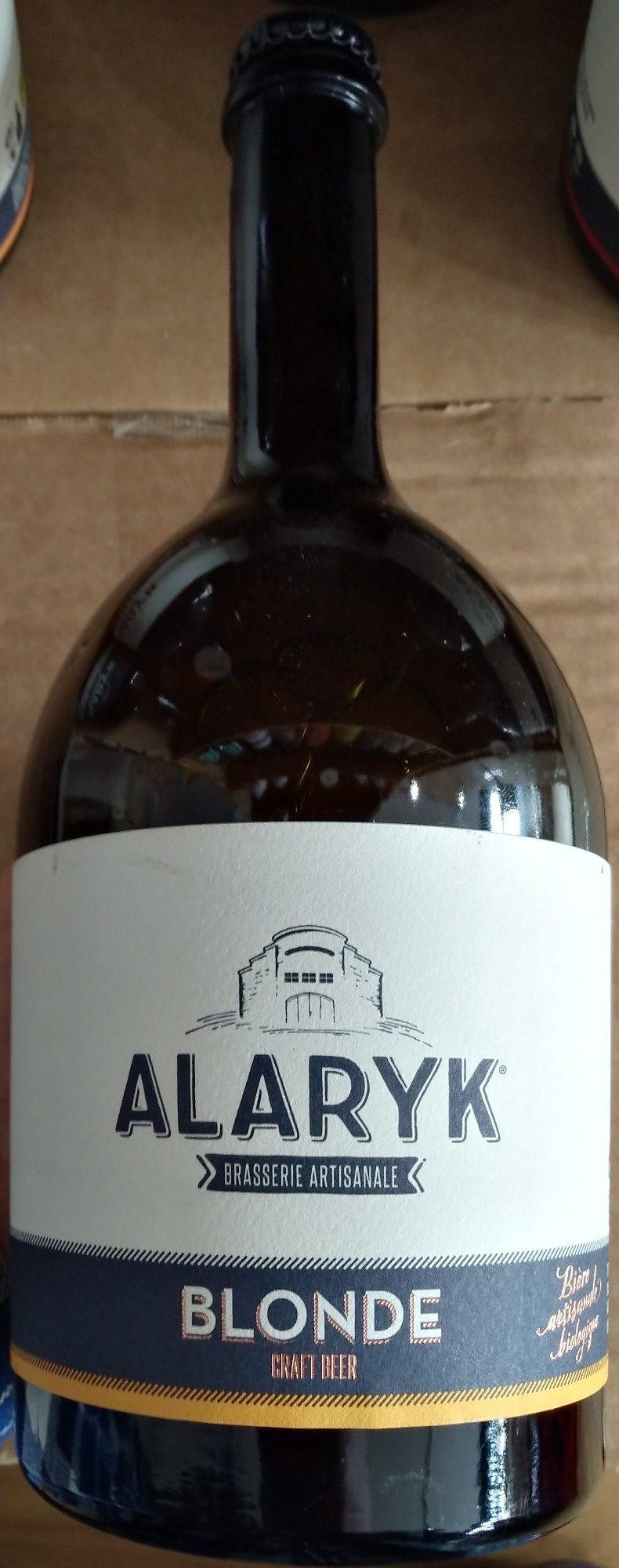 Blonde Brasserie Alaryk - Product - fr