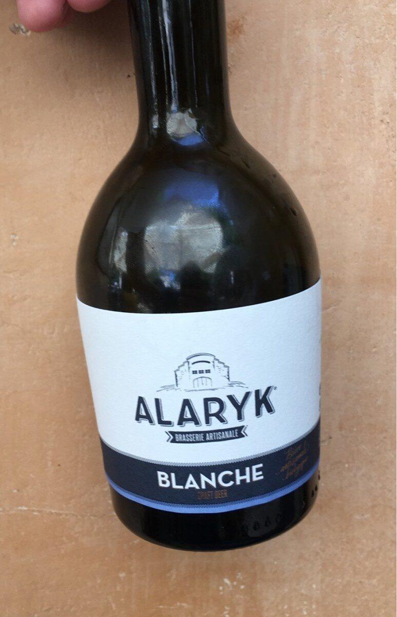 Blanche Brasserie Alaryk - Produit