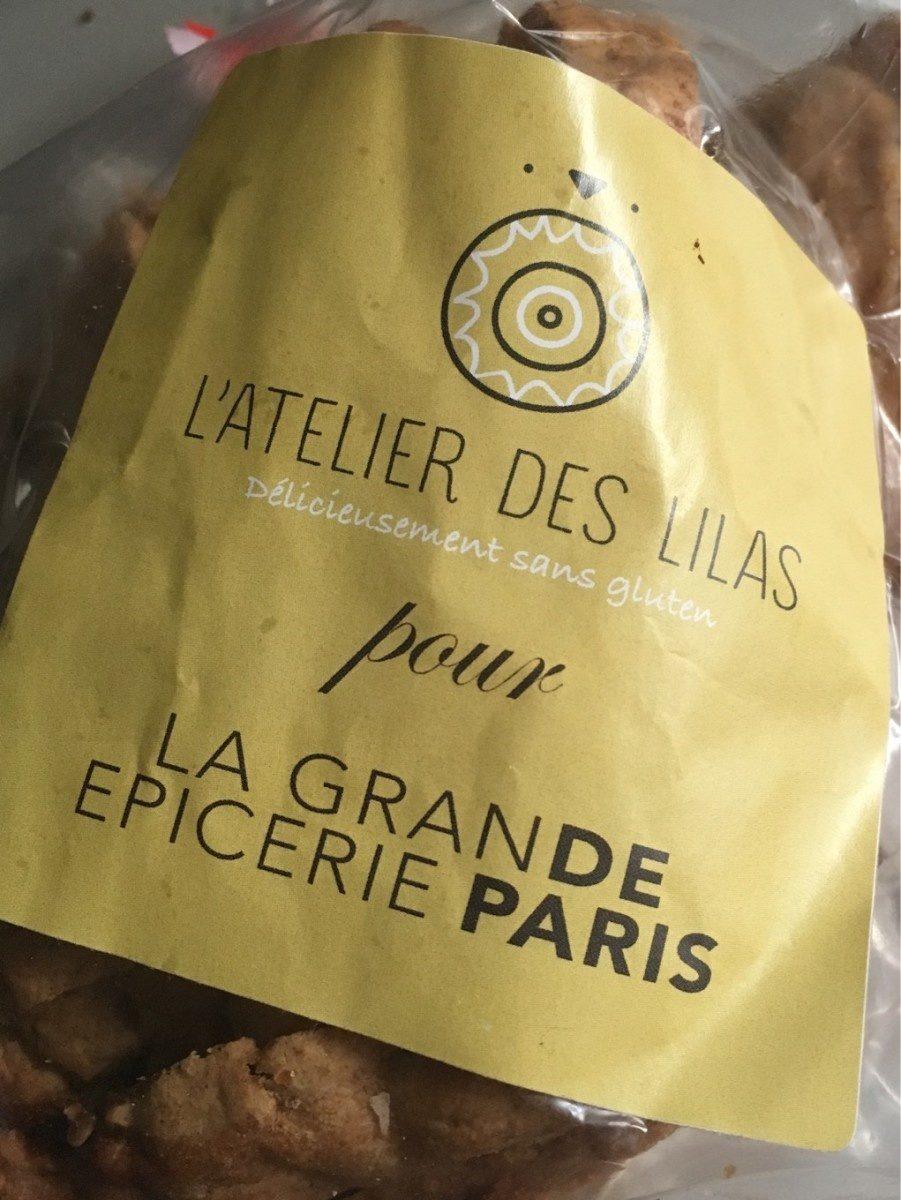 Pain aux raisins et canelle - Produit - fr