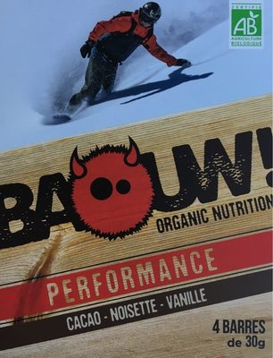 Barre Homme Performance - Product