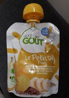 Le petit déj poire-Good Gout-70g - Product