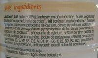 Laits de croissance 3 bio-Good Gout-800g - Ingrediënten