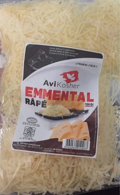 Emental rapé - Product