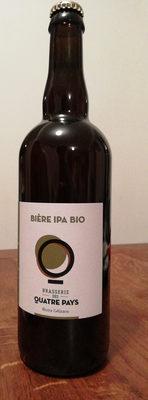 Bière IPA bio - Product - fr