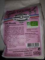 Farine grand epeautre - Product