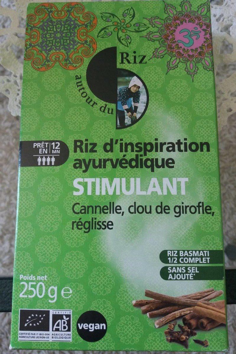 Riz d'inspiration ayurvédique Stimulant - Produit