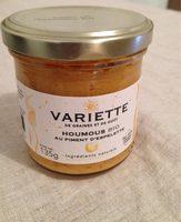Houmous au piment d'espelette - Product - fr