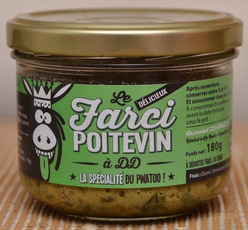 Le Farci Poitevin à DD - Produit