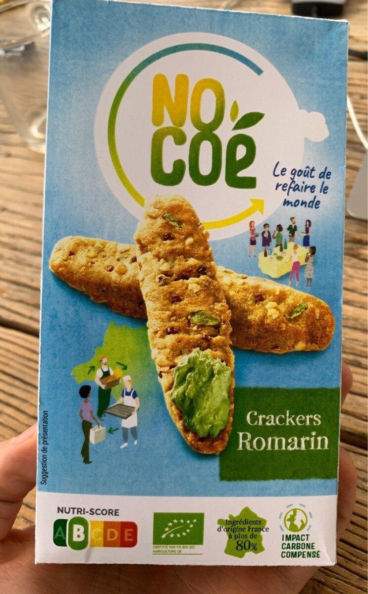 Crackers Romarin - Produit