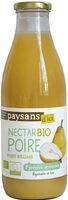 Nectar bio poire williams - Produit - fr
