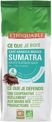 Café moulu de Sumatra - Product - fr