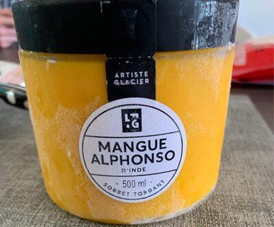 Sorbet Tordant - Mangue Alphonso - Product - fr