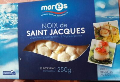 noix de Saint Jacques - Product - fr