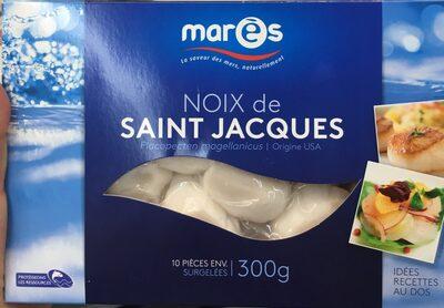 Noix de saint jacques - Produit - fr
