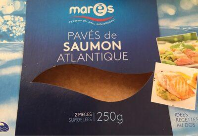 Pavés de saumon Atlantique - Produit - fr