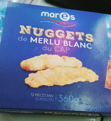 nuggets de merlu blanc. Du cap - Prodotto