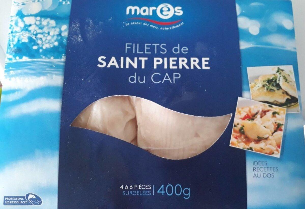 Filets de Saint Pierre du Cap - Produit - fr