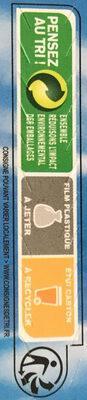 Filets de merlu blanc du Cap panés - 4