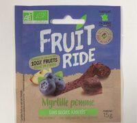 Fruit Ride Myrtille pomme - Product - fr