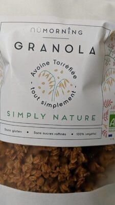 Granola - simple nature - Product