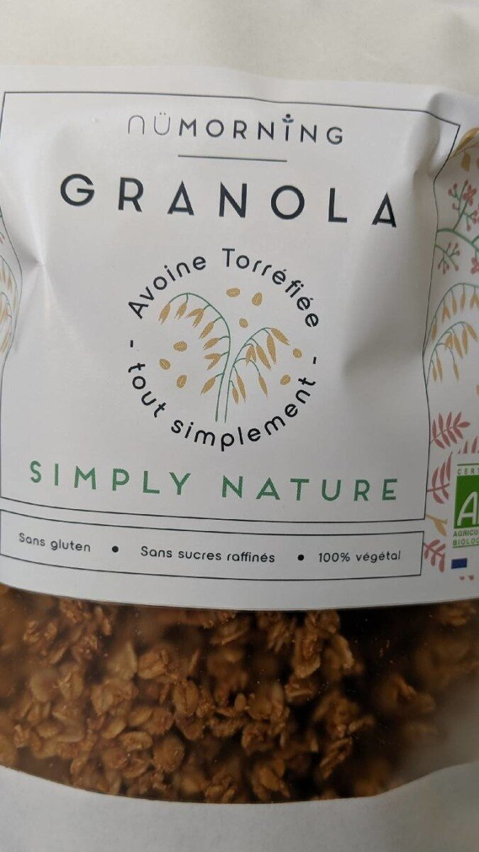 Granola - simple nature - Product - fr