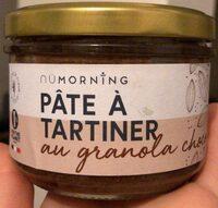 Pâte à tartiner au granola - Produit - fr